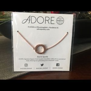 Adore - Stack and sparkle bracelet